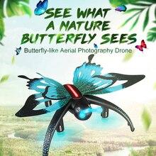 Asli JJR/C JJRC H42WH Kupu-kupu WIFI FPV 0.3MP Kamera Saku g-sensor RC Quadcopter Drone Mini Selfie Drone Helikopter