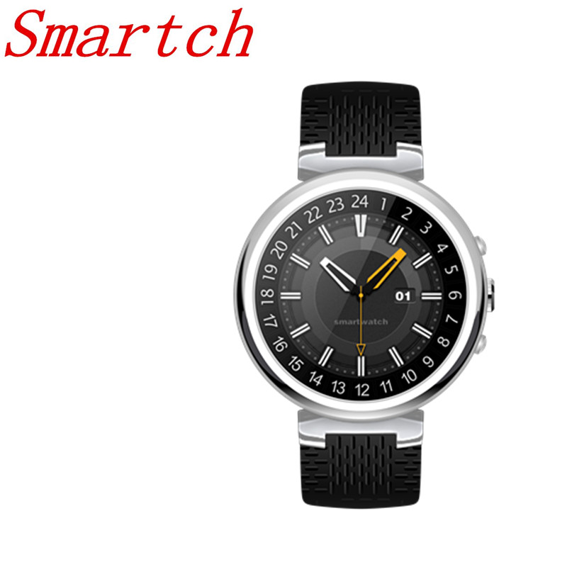 Smartch I6 Smart Watch Android 5.1 MTK6580 Samrtwatch Support SIM Card Heart Rate Monitor Sports Watch For IOS Android Phone фотообои komar sparkling new york 3 68х1 27 м 4 877
