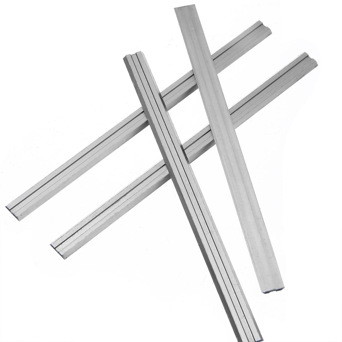 4pcs/set 82mm Planer Blades Knife For Bosch PHO 25-82 / PHO 200 / PHO 16-82 / B34 HM Carbide Wood Planer Blade