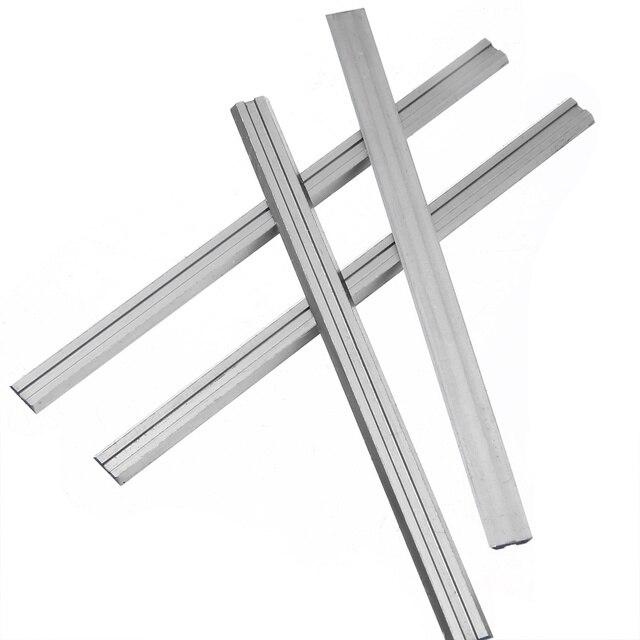 4pcs/set 82mm Planer Blades Knife for Bosch PHO 25 82 / PHO 200 / PHO 16 82 / B34 HM Carbide Wood Planer Blade