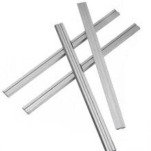 Cuchillas de cepillo para Bosch, conjunto de 4 cuchillas de cepillo de 82mm para Bosch PHO 25 82 / PHO 200 / PHO 16 82 / B34 HM, hoja de cepilladora de madera de carburo