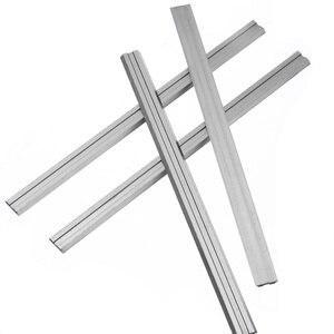 Image 1 - Cuchillas de cepillo para Bosch, conjunto de 4 cuchillas de cepillo de 82mm para Bosch PHO 25 82 / PHO 200 / PHO 16 82 / B34 HM, hoja de cepilladora de madera de carburo