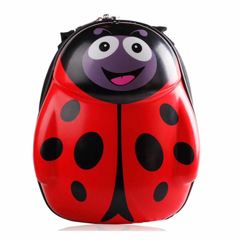 2018 новый рюкзак Детская сумка 3D Жесткий чехол рюкзаки для детей школьные сумки мультфильм mochilas escolares infantis школьные рюкзаки