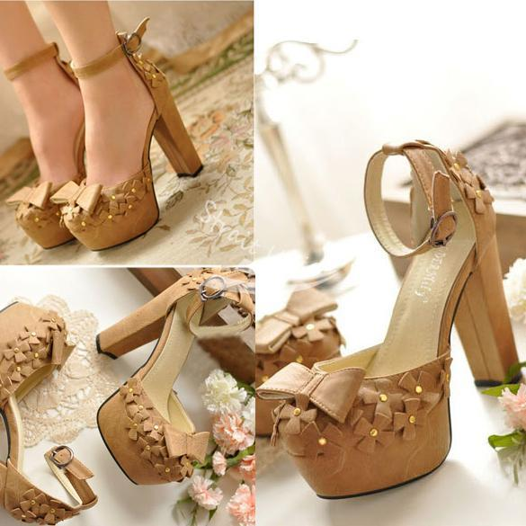 Images of Cheap Cute Heels - Klarosa