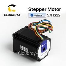 Leadshine 2 fazlı Step Motor için 57HS22 Cloudray NEMA23
