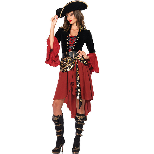 Pirate Type Clothing For Women