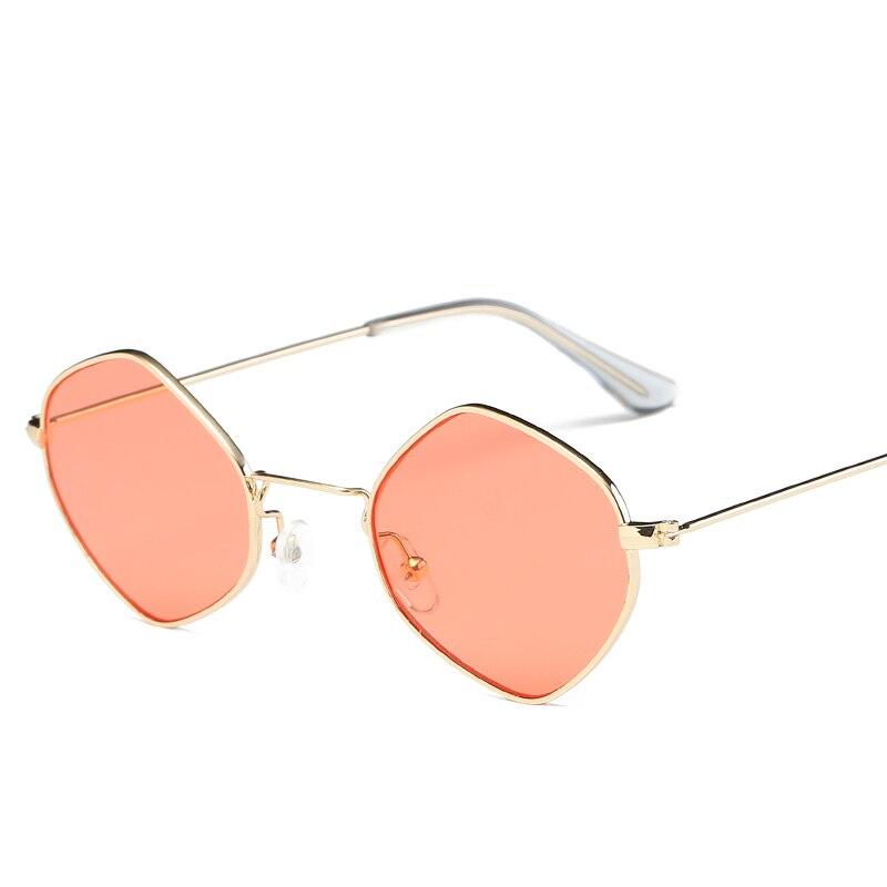 Fashion Sunglasses Shades Summer-Style Designer Luxury Women Popular Brand UV400 Rivet