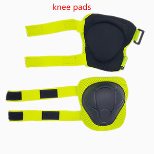 Image 2 - LANOVA 6 teile/satz schutzhülle patins Gesetzt Knie Pads Ellenbogen Pads Handgelenk Protector Schutz für Roller Radfahren Roller Skating