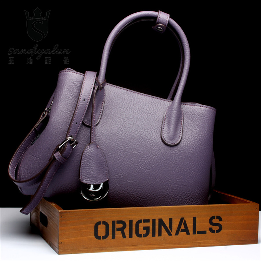Fashion Women Genuine Leather Handbags Shoulder Bags Luxury Ladies Messenger Bag Famous Brands Female Tote Bags Handbag Bolsa new luxury famous brand designer bag women shoulder handbag real genuine leather messenger bags handbags for ladies bolsa ly109