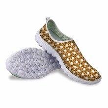 Noisydesigns Caps print Women Fashion Breathable Shoes Платформа Высокое качество обуви Индивидуальные изображения