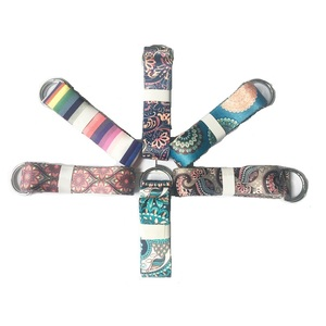 Adjustable Yoga Belt Printed Y