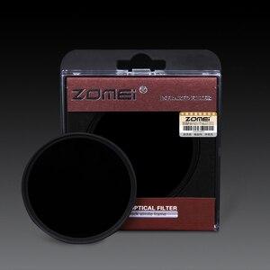 "Image 5 - Zomei 680nm 720nm 760nm 850nm 950nm אינפרא אדום IR מסנן 37/49/52/58/67/72 /82 מ""מ עבור SLR DSLR מצלמה עדשה"