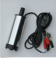 High Quality 12V DC DIESEL WATER FUEL TRANSFER PUMP REFUELING PUMP 96W 25L Min