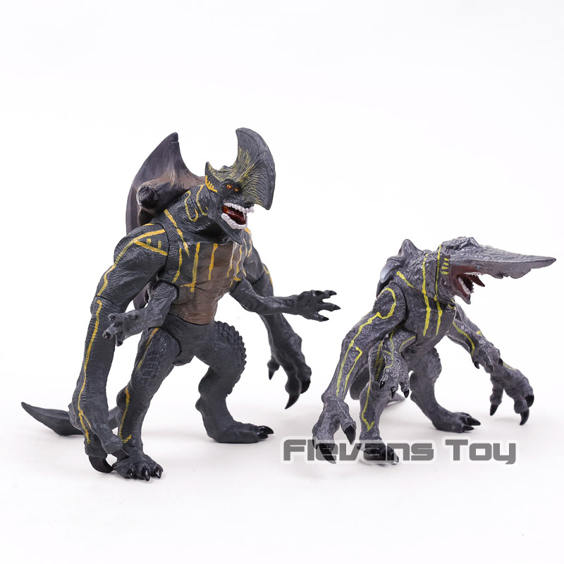 PacificRim Kaiju Monster Knifehead / Trespasser PVC Action Figure Collectible Model ToyAction & Toy Figures   -