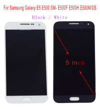 купить STARDE Replacement LCD For Samsung Galaxy E5 E500 E500F E500H E500M LCD Display Touch Screen Digitizer Assembly 5 дешево