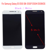 STARDE Replacement LCD For Samsung Galaxy E5 E500 E500F E500H E500M LCD Display Touch Screen Digitizer Assembly 5