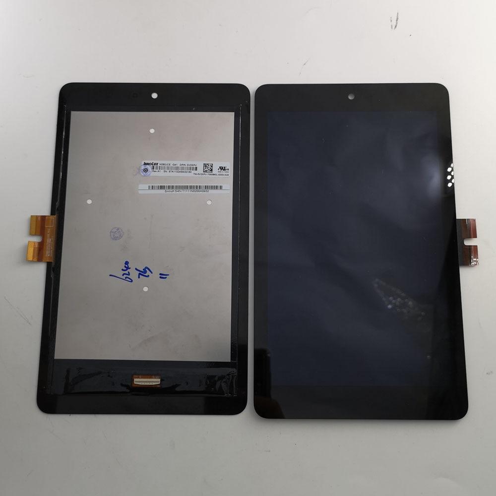 NUOVO ASUS NEXUS 7 ME370T schermo Digitizer vetro con LED LCD sostituzione-Nero