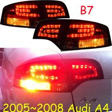Luces traseras de parachoques para Audi A4, A4L, 2009, 2010, 2011, 2012, luces LED DRL, antiniebla, luz de estacionamiento trasera A4