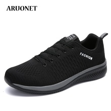 ARUONET New Fashion Casual Men Sneaker Outdoor Walking Shoes Men Trainer Sneakers Drop Shipping Tenis Deportivos Para Hombre