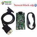 2016 Высокое Качество Черный CDP PRO с Bluetooth Диагностический Инструмент 2015 R3/2014 R2 TCS CDP PRO PLUS