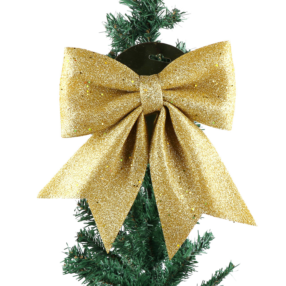 Home Depot Real Christmas Tree Prices: Aliexpress.com : Buy Large Red Gold Sparkling Glitter