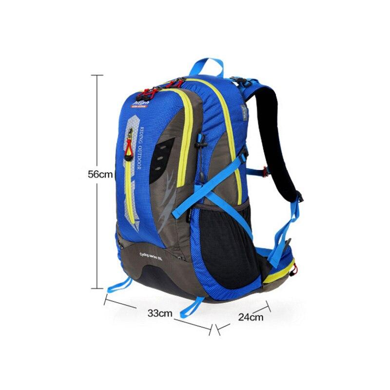 ROCKBROS 24L рюкзак для велоспорта, повседневный Школьный рюкзак, водонепроницаемый рюкзак для велосипеда, Рюкзак Для Путешествий, Походов, Кемп... - 3