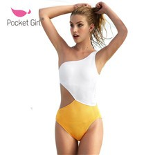 Pocket-Girl-2018-New-Halter-One-Piece-Swimsuit-Patckwork-Women-Swimsuit-Bathing-Suit-Push-Up-Swimwear.jpg_640x640