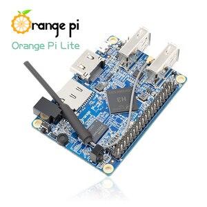 Image 3 - Оранжевый Pi Lite 512MB DDR3 с 4 ядра 1,2 GHz антенна Wi Fi Поддержка Android, Ubuntu (убу́нту операционная система изображения