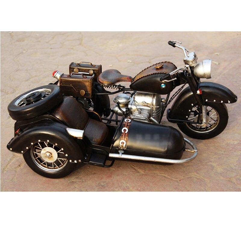 Vintage Car Model 1938 World war II VESPA Motorbike Military ...