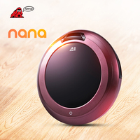 Intelligent Robot Vacuum Cleaner Automatic Charging For Home LED Touch Screen Remote Control V M611A PUPPYOO