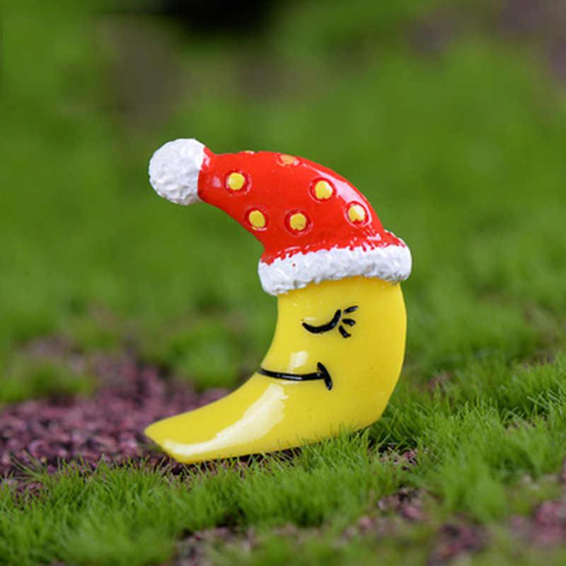 ZOCDOU 20 個メリークリスマスギフトプレゼントボックスサンタクロース雪だるま Nieve 小彫像置物工芸装飾ミニチュア