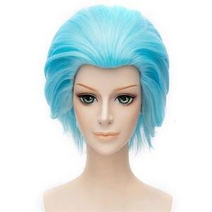 Image 5 - The Seven Deadly Sins Ban Wigs Foxs Sin codicia resistente al calor pelo sintético corto, peluca de Cosplay de peruca