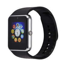 Smart Watch GT08 Android Fitness Wasserdicht Montre Connecter Sim-karte Cellulare Reloj Orologio Bluetooth SmartWatch Telefono