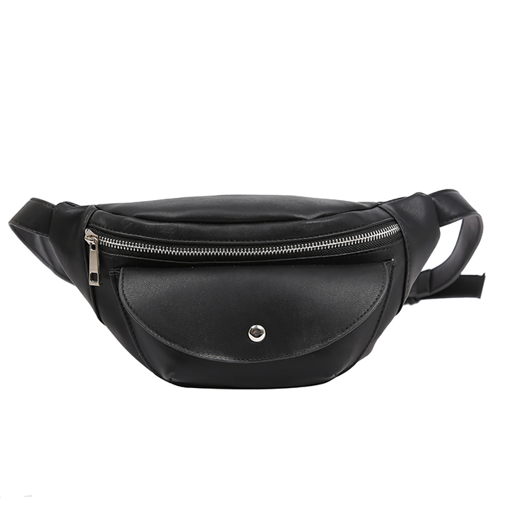 Arrow Pizza Sport Waist Bag Fanny Pack Adjustable For Travel