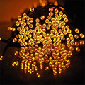 outdoor Lighting String 200 LED Solar Power garlands Garden Christmas Party String Fairy Wedding light u7112