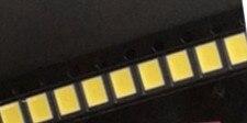 D_D 100 Pçs/lote SMD 2835 3528 Contas de LED branco Fresco 3 V 1 W 120LM 6000-6500 K