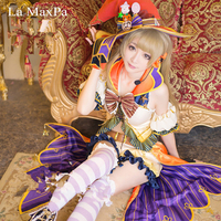 Lovelive Love Live Kotori Minami Cosplay Japanese Anime Costume For Girls Women Cosplay Halloween Carnival Minami