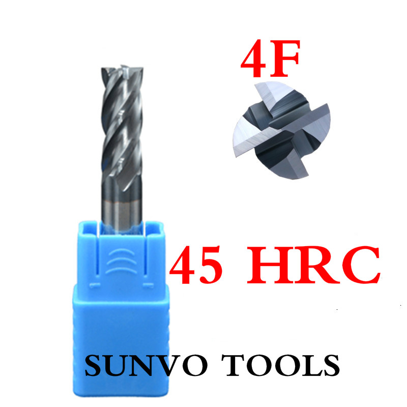 1.5mm 2mm 3mm 4mm 5mm 6mm 4 Flutes HRC45 Tungsten Carbide Flat square End Mills Spiral Bits CNC Endmill Router Bi 6mm d6 20 d6 75 4 flutes hrc45 flat square end mills milling cutters cnc spiral router bits carbide cutter cnc tools