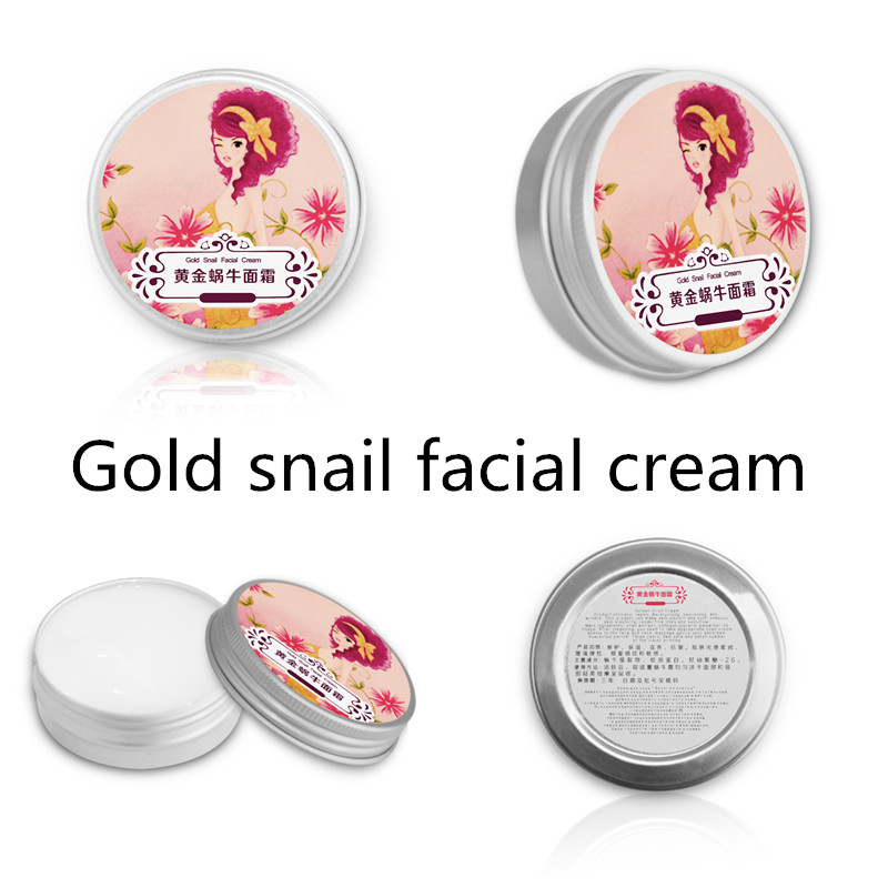 14pcs Anti Wrinkle Anti Aging Snail Moist Nourishing Facial Cream Cream Imported Raw Materials Skin Care