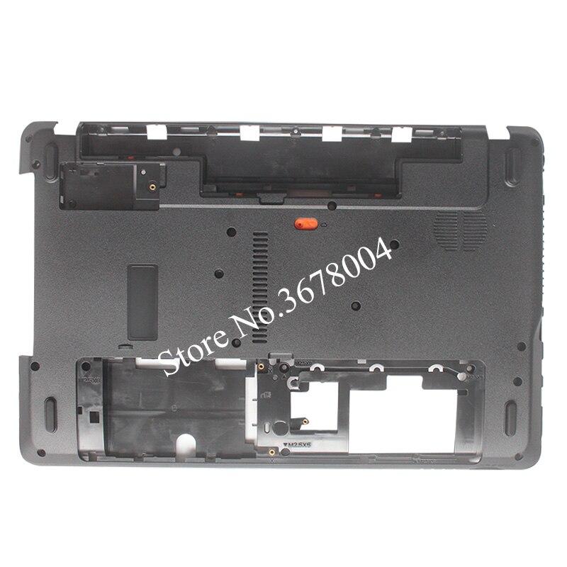 laptop Bottom case For Acer Aspire E1-571 E1-571G E1-521 E1-531 E1-531G E1-521G Base Cover AP0HJ000A00 AP0NN000100 new russian laptop keyboard for acer aspire e1 571 e1 571g e1 e1 521 e1 531 e1 531g tm8571 mp 09g33su 698 pk130dq2a04 ru