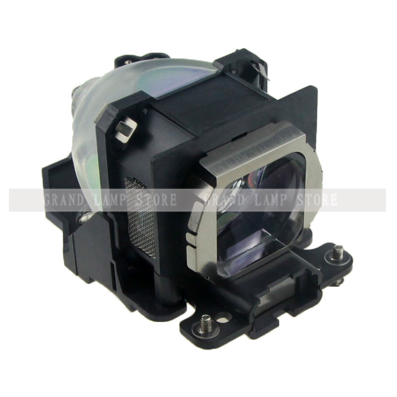 Free shipping ET-LAE900 Compatible lamp with housing for PANASONIC PT-LAE900;PANASONIC PT-AE900U Projectors HAPPYBATE