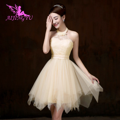 2018 Sexy Wedding Party Bridesmaid Dresses Short Formal Dress BN700