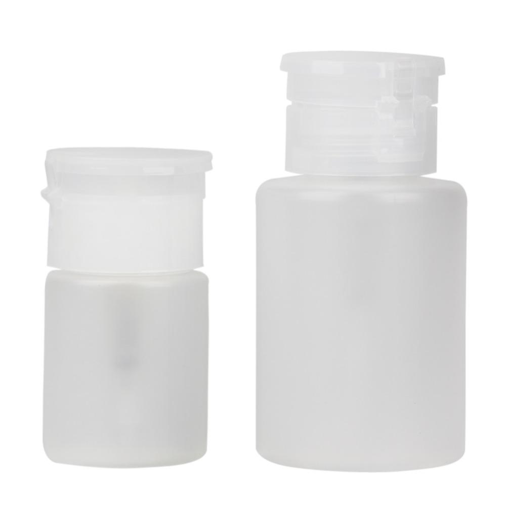 2 STÜCKE Pumpspender Nail art Polish Remover Reiniger Aceton ...