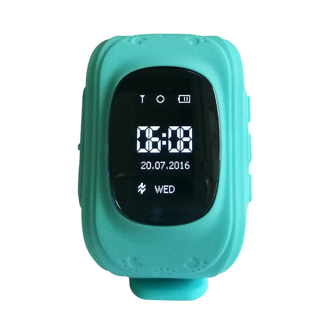 Smart Phone Watch Children Kid Wristwatch GPS Tracker Smart Watchs Anti-Lost Q50 Smartwatch Wearable Devices for iOS Android Q60