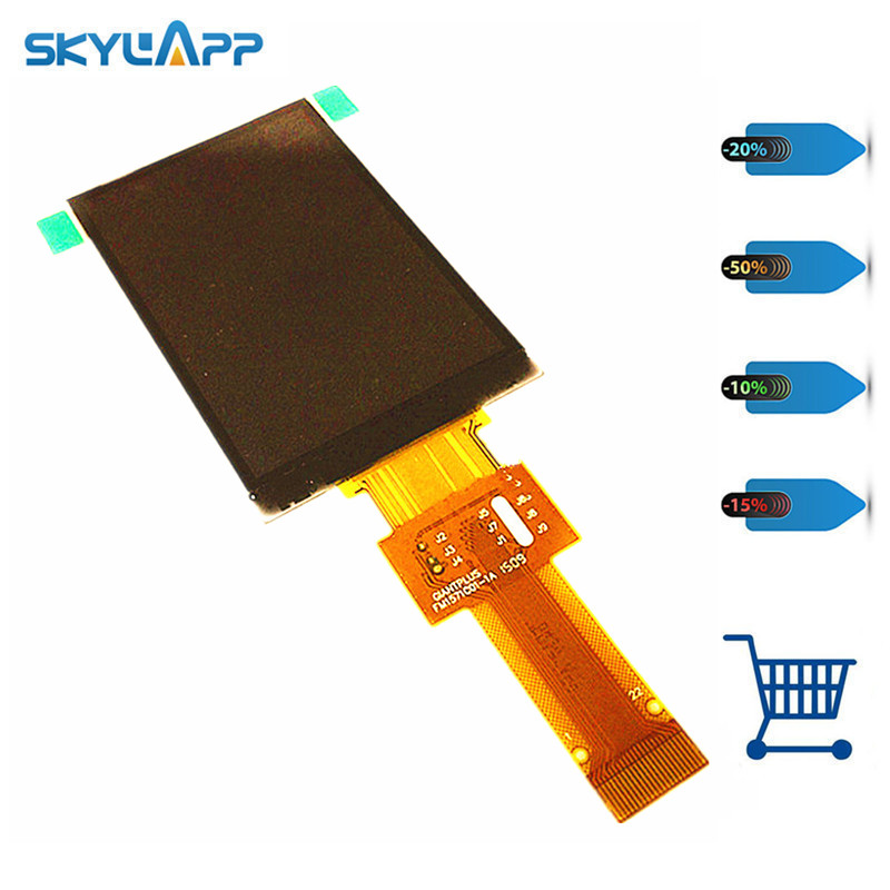New LCD screen display For Giantplus FM1571C01-1A