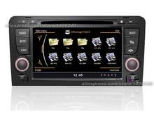 For Audi A3 2003~2013 – Car GPS Navigation System + Radio TV DVD iPod BT 3G WIFI HD Screen Multimedia System