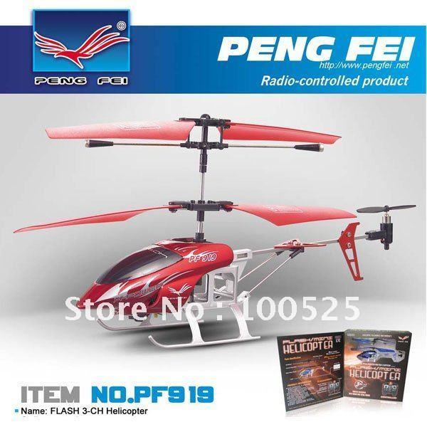 Free shipping,3CH Metal RC Helicopter,Remote Control Helicopter,Led lights