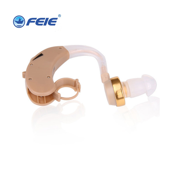 trending hot products analog Beige color BTE hearing aid moulding  s-138 ear hearing machine free shipping drop shipping