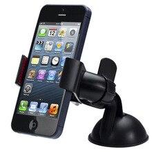 Универсальный автомобильный держатель для мобильного телефона на лобовое стекло для iPhone 6 6S 5S 5C 5G 4S для iPod gps для samsung