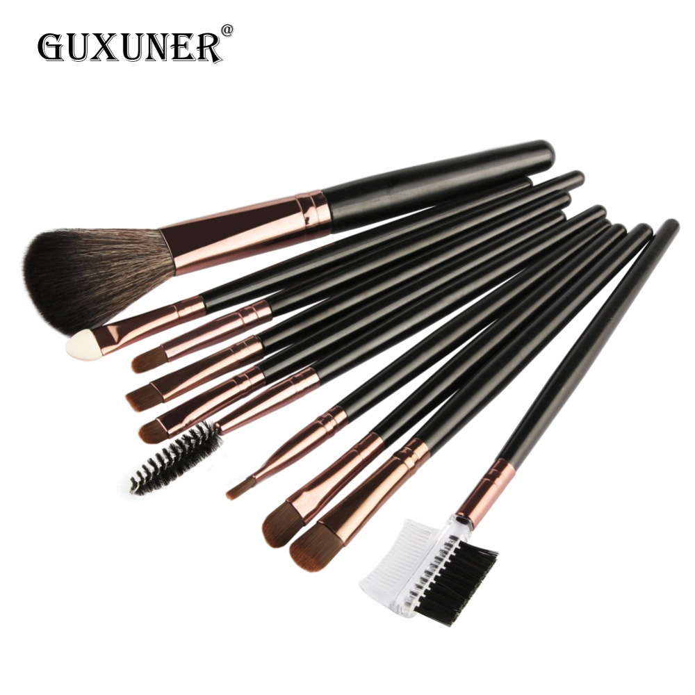 7/10Pcs/Kit Makeup Brushes Set Eye Shadow Powder Blending Blush Eyebrow Comb Eyelash Lip Cosmetic Beauty Make Up Brush Tool
